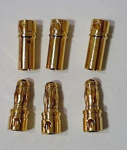CONECTOR GOLD 3.5MM
