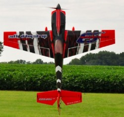 AEROMODELO 106 EDGE 540 DEMONSTRATOR SCHEME V3 120CC EXTREME FLIGHT