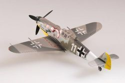 BF-109G-6 VII./JG3 1944 Germany - 1/72