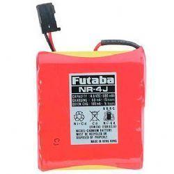 Bateria 600mah 4,8V NiCd fuataba - FUT M1280