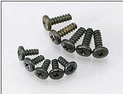 Conjunto de parafusos Servo Horn para a maioria das engrenagens de nylon Servo Hitec PN55801