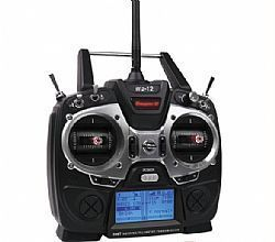 MZ-12 6 Channel 2.4GHz HoTT Radio Graupner GR-12L