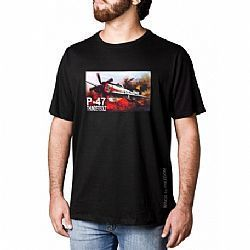 Camiseta P-47 Thunderbolt Booble