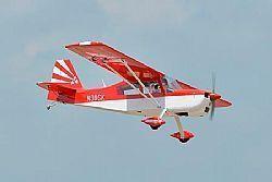 AEROMODELO DECATHLON 120/20CC ARF - PHX 164