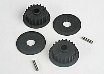 TRAX 4895 - Pulleys 20 groove middle (4-Tec)