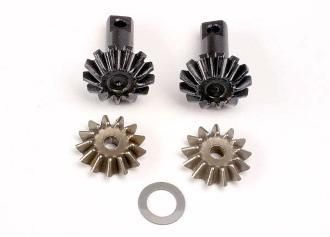 TRAX 4982 - Differencial gear set 13T (TM-SM)