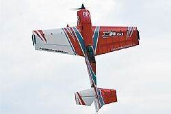 AEROMODELO XR-61 KIT ARF PRECISION AEROBATICS
