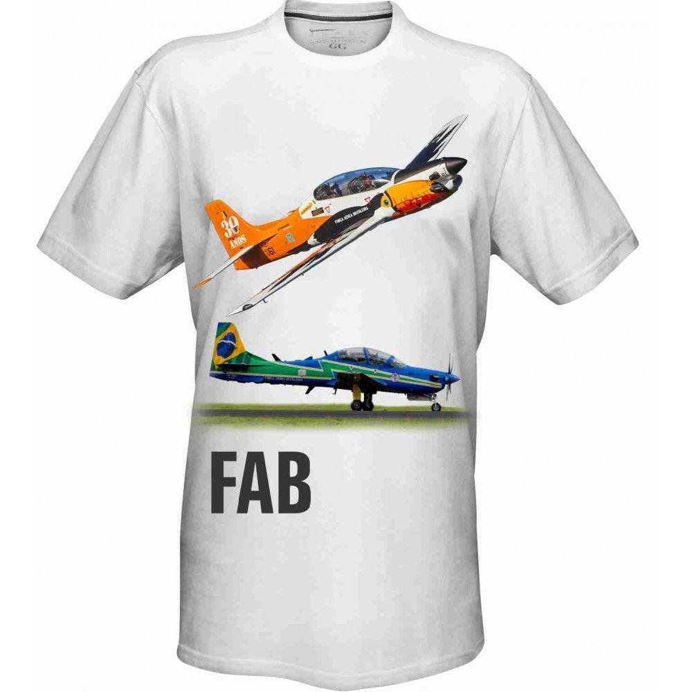 Camiseta Tucano FAB