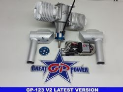MOTOR GASOLINA GP GREAT POWER ENGINE 123CC