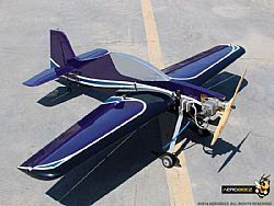 Aeromodelo Sbach 342 20cc Gasolina Extreme 3D Perfilado