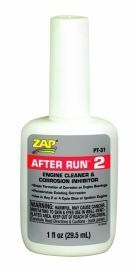 ÓLEO AFTER RUN  ZAP 30ml - PT 31