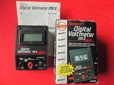 Voltímetro Digital Hobbico MKII