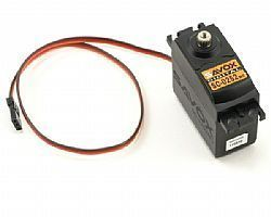 SERVO DIGITAL SAVOX - SC 0252 MG (6volts, 10.5kg, 0.19s)