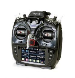 RADIO GRAUPNER MZ-16 2.4GHZ 16CHS HOTT - S1047.US