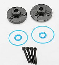 TRAX 7080 - Cover plates, differential