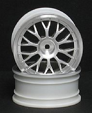 TRAX 4872 - WHEELS SATIN FINISH 2 POL. 4TEC - PAR