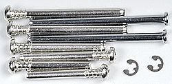 TRAX 4839 - SCREW PIN, HINGE PIN SET (4-TEC)