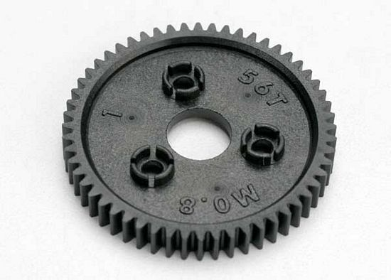 TRAX 3957 - Spur gear 56T (TM 3.3)